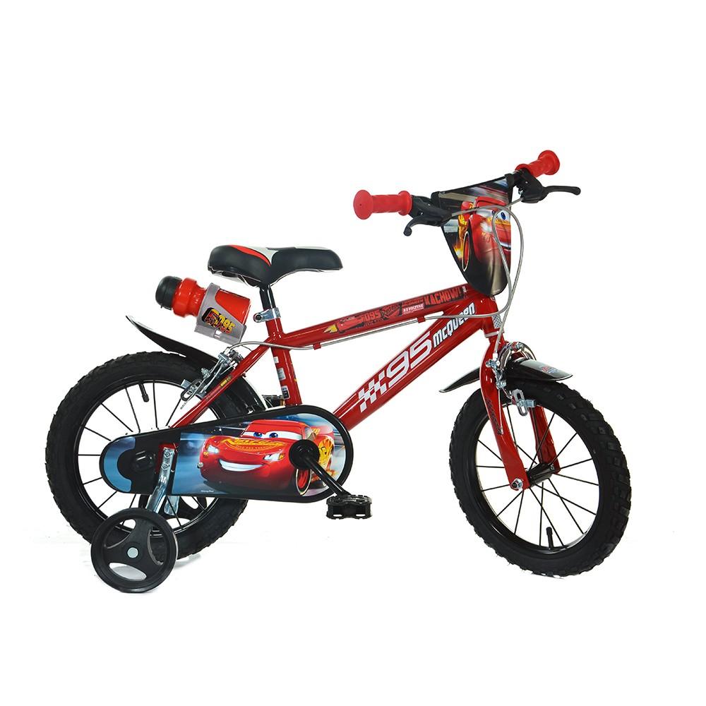 "Dečiji bicikl Dino Cars Movie 16"""