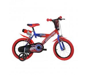 Dečiji bicikl Dino Spiderman 14''