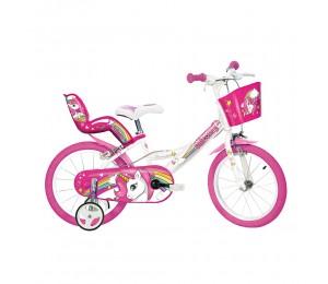 """Dečiji bicikl Dino Unicorn 16"""""""