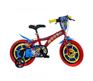Dečiji bicikl Dino Paw Patrol 14''