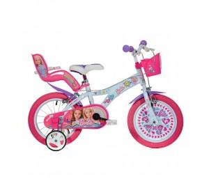 Dečiji bicikl Dino Barbie 14''