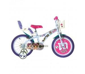 Dečiji bicikl Dino LOL 14''