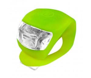Zadnja 2 LED bljeskalica Xplorer zelena